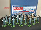 DUCAL MODELS BRITISH RAF ROYAL AIR FORCE 1950 METAL TOY SOLDIER 25 PIECE BAND