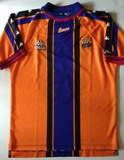 RARE JERSEY KAPPA BARCA - FC BARCELONE SAISON 1997 N°9 - SONNY ANDERSON