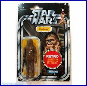 "Hasbro E6270 Kenner Retro Star Wars Chewbacca 3.75"" Action Figure"