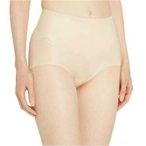Wacoal Women's Inside Edit Shaping Brief, Sand, Size Small aT2I