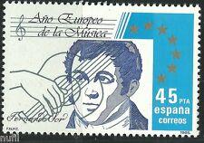 Spain Edifil # 2805 a ** MNH Papel no fosforescente / escaso