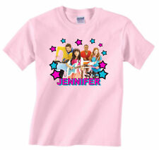 NEW PERSONALIZED THE FRESH BEAT BAND PINK T SHIRT BIRTHDAY PRESENT GIFT