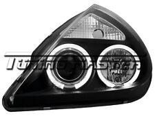 Ford KA 96->98 Fari Anteriori Angel Eyes Neri
