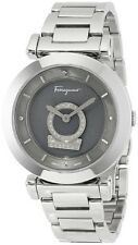 Salvatore Ferragamo Women's FQ4070013 Minuetto Rotating Gancino DIAMOND Watch
