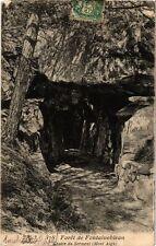 CPA  Forét de Fontainebleau - Grotte du Serment (Mont Aigu) (248991)