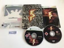 Resident Evil 5 - Édition Steelbook - Microsoft Xbox 360 - PAL FR - Avec Notice