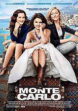 Monte Carlo (DVD + Digital Copy), Very Good DVD, Leighton Meester, Selena Gomez,