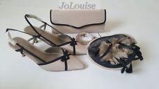 Jacques Vert Kitten Bridal or Wedding Heels for Women