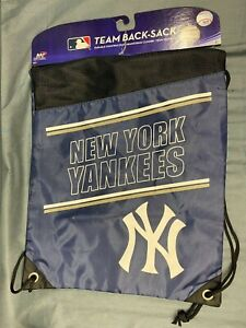 North West Yankees Team Back-Sack Navy Unisex NEW WITH TAGS!