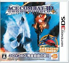 Ace Combat 3D Cross Rumble + - 3DS