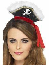 Women's Party Pirate Costume Cloches