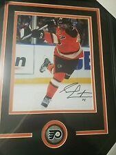 Sean Couturier #14 Philadelphia Flyers Signed Plaque coa