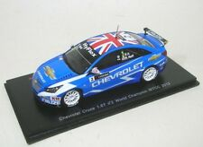 Chevrolet Cruze 1.6T No. 2 World Champion WTCC 2012