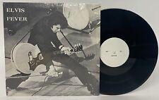 ELVIS PRESLEY ELVIS FEVER Unofficial Double LP EF-2  In Shrink NM RARE