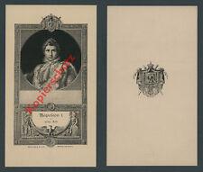 Gérard Isabey Napoleon I Emperor Coronation Throne Noble Coat of Arms Crown Scepter Paris 1804