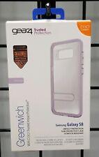 Gear4 D3O® Greenwich for Case Samsung Galaxy S8 Orchid