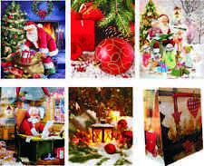sacs-cadeaux Mini 96 x Noël Sac à cadeau Sachet Sac de Noël 7293