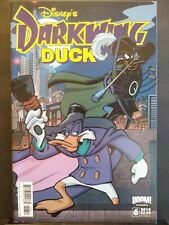 DARKWING DUCK #6 VF/NM 9.0 Cover A 1st Print Disney Boom Studios Low Print Run