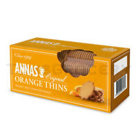 ANNAS Original Swedish Orange Thins Cookies Biscuits 150g 5.3oz