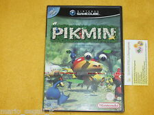 PIKMIN Nintendo Game Cube GC versione ITALIANA PAL NEW  NUOVO PRIMA STAMPA RARO