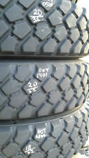 Michelin XZL 11.00R20 Hight treads on Clearance !