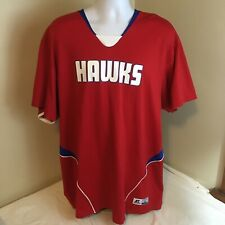 Russell Athletic Mens Basketball Shooting Shirt Hagerstown Hawks Large Nwt Fs!