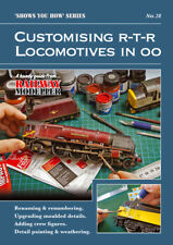PECO SYH 28 Railway Modeller Customising RTR Locomotives 16 Page Booklet 1st