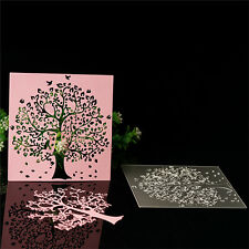 Tree Cutting Dies Metal Stencil DIY Scrapbooking Paper Card Embossing Craft