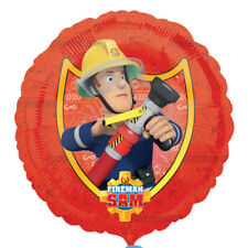 Fireman Sam Non Message 18 Inch Foil Balloon