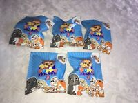 5 x PUPPY FRIENDS 3 SEALED BLIND BAGS FIGURES