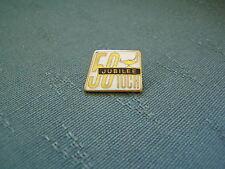 1965 JUBILEE 50 YEARS TOCH H INTERNATIONAL CHRISTIAN MOVEMENT PIN BADGE - MILLER