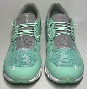 On Cloud 2.0 Women's Mint Running Shoes Size 8.5