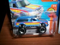 CHEVY  BLAZER 4X4. - HOT WHEELS - SCALA 1/55