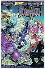 Stormwatch 23.5 Ron Marz Comic Book 1995 Wizard Supplement Limited Edition