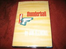 Thunderball by Ian Fleming (1961, Hardback)book club edition