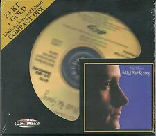 Collins, Phil  Hello, I Must Be Going! 24 Karat Gold CD Audio Fidelity NEU OVP S