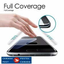 Full Screen Coverage Curved Samsung Galaxy S9 Ultra HD Clear Protector PET Film