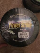 Woodstock powerstrike 80lb 1200yd  Braided Fishing Line MADE IN USA
