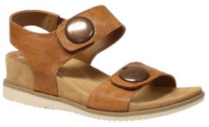 Comfortiva Pamela II Luggage Comfort Wedge Sandal Women's sizes 6-10/NEW!!!