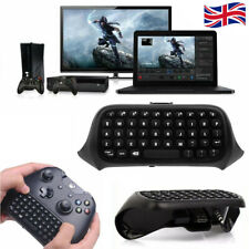 2.4G Receiver Mini Wireless Chatpad Keyboard Keypad for Xbox One Controller - UK