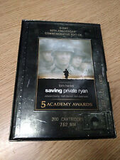 * Saving Private Ryan (Dvd, 2004, D-Day 60th Anniversary Commemorative Edition)