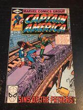 Captain America#246 Incredible Condition 9.0(1980) George Perez Cover!!