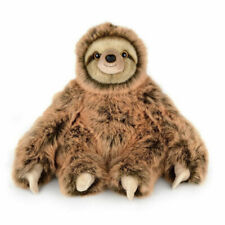 Korimco 30cm Sloth Friendlee Kids/Children 3y+ Plush/Animal Toy Size Large Brown