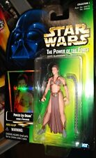 Star Wars The Power of the Force Princess Leia Slave Girl Outfit MOC