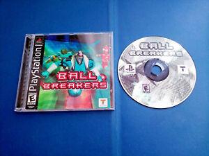Ball Breakers - PS1 - IMPORT US - NTSC - Take2
