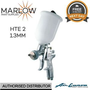 IWATA AIR GUNSA AZ3 HTE2 GRAVITY SPRAY GUN WITH CUP - 1.3MM