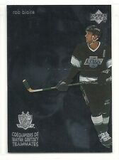 1998-99 Upper Deck McDonald's Gretzky Teammates - #T11 - Rob Blake - Kings