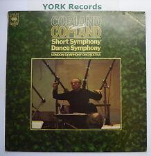 61997 - COPELAND conducts COPELAND Short & Dance Symphonies LSO - Ex LP Record