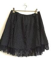 Unbranded Polka Dot Regular Size Skirts for Women