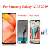 LCD Display Touch Screen Digitizer W/Frame for Samsung Galaxy A10S 2019 A107F/DS